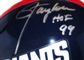 Lawrence Taylor Autographed New York Giants Full Size Helmet