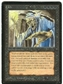 Magic the Gathering Beta Single Lich MODERATE PLAY (VG/EX)