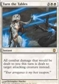 Magic the Gathering Darksteel Singles 4x Turn the Tables UNPLAYED (NM/MT)
