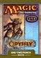 Magic the Gathering Odyssey One-Two Punch Precon Theme Deck