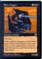 Magic the Gathering Portal 1 Single Ebon Dragon - NEAR MINT (NM)