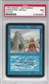 Magic the Gathering Alpha Single Ancestral Recall PSA 7