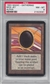 Magic the Gathering Alpha Single Mox Jet PSA 8