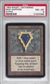 Magic the Gathering Alpha Single Mox Sapphire PSA 8
