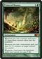 Magic the Gathering 2014 Single Primeval Bounty Foil - NEAR MINT (NM)