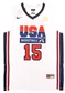 "Magic Johnson Autographed Team USA ""Dream Team""  Basketball Jersey (PSA)"