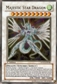 Yu-Gi-Oh Stardust Overdrive 1st Edition Single Majestic Star Dragon Ultimate Rare