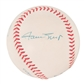 Mickey Mantle / Willie Mays / Duke Snider Autographed Official MLB Baseball (PSA)