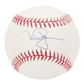 Mark McGwire Autographed Oakland Athletics Official MLB Baseball (Steiner)
