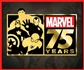 Marvel 75th Anniversary Hobby 12-Box Case (Rittenhouse 2014)