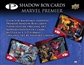Marvel Premier Trading Cards 6-Box Case (Upper Deck 2012)