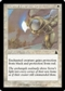 Magic the Gathering Urza's Destiny Single Mask of Law and Grace Foil
