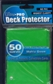 Ultra Pro Matrix Green Deck Protectors 50 Count Pack