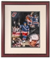 Mark Messier Autographed NY Rangers Framed 11x14 Photo (Steiner)
