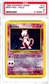 Pokemon Base Set 1 Single Mewtwo 10/102 - PSA 9 - *21625577*