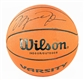 Michael Jordan Autographed Chicago Bulls Official Wilson Basketball (UDA)