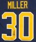 Ryan Miller Autographed Buffalo Sabres Blue Hockey Jersey (Home)