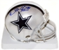 Michael Irvin Autographed Dallas Cowboys Mini Helmet