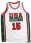 "Magic Johnson Autographed Team USA ""Dream Team""  Basketball Jersey (PSA COA)"