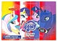 My Little Pony Canterlot Nights Theme Deck Box (Enterplay 2014)