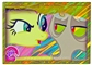 My Little Pony Series 2 Gold Foil Discord Card #G6 (Enterplay 2013)