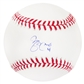 Yadier Molina Autographed Major League Baseball (MLB COA)