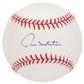 Paul Molitor Autographed Milwaukee Brewers Official MLB Rawlings Baseball