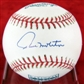 Paul Molitor Autographed Official Rawlings Hall of Fame Baseball