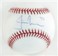 Justin Morneau Autographed Official Major League Baseball