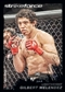 2011 Topps UFC Moment of Truth Hobby 12-Box Case