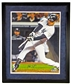 Mark Teixeira Autographed New York Yankees Framed 16x20 Photo (Steiner)