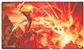 Magic the Gathering 2014 Flames of the Firebrand Playmat