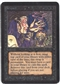 Magic the Gathering Alpha Single Darkpact - SLIGHT PLAY (SP)
