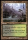 Magic the Gathering Apocalypse Single Llanowar Wastes - MODERATE PLAY (MP)
