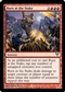Magic the Gathering Avacyn Restored Single Burn at the Stake Foil - NEAR MINT (NM)