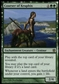 Magic the Gathering Born of the Gods Single Courser of Kruphix - SLIGHT PLAY (SP)