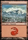 Magic the Gathering Ice Age Theme Deck Single Basic Mountain - NEAR MINT (NM)