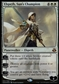 Magic the Gathering Duel Deck Single Elspeth, Sun's Champion FOIL - NEAR MINT (NM)