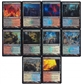 Magic the Gathering Dragon's Maze Complete Set of 10 Guildgates FOIL - NEAR MINT (NM)