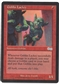Magic the Gathering Urza's Saga Single Goblin Lackey - HEAVY PLAY (HP)