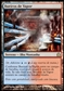 Magic the Gathering Guildpact PORTUGESE Single Steam Vents - HEAVY PLAY (HP)