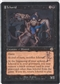 Magic the Gathering Torment Single Ichorid SIGNED - SLIGHT PLAY (SP)
