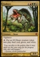 Magic the Gathering Shards of Alara Single Godsire - SLIGHT PLAY (SP)