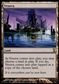 Magic the Gathering Time Spiral Single Vesuva - MODERATE PLAY (MP)