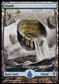 Magic the Gathering Zendikar Single Basic Island (#237) FOIL - NEAR MINT (NM)