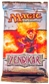 Magic the Gathering Zendikar Booster Pack