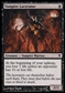 Magic the Gathering Zendikar Single Vampire Lacerator FOIL - SLIGHTLY PLAYED (SP)
