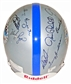 Super Bowl MVP Proline Helmet Signed by 20 Super Bowl MVP's (Aikman, Montana, Rice)