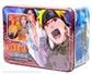 Naruto Fierce Ambitions Set of  3-Tins (Bandai)