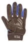 Nelson Cruz Texas Rangers Autographed Game Used Batting Glove (PSA)